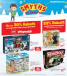 Smyths Toys Smyths Toys - 9.12. bis 15.12. - bis 15.12.2019