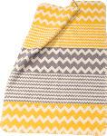 dm-drogerie markt ALANA Baby Decke, in Bio-Baumwolle, grau, gelb
