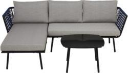 Loungegarnitur 7-Teilig  150/218 Cm