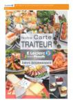 E. Leclerc Notre Carte TRAITEUR - au 31.12.2020