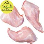 real Frische Kaninchen ganz, aus Bodenhaltung, je 1 kg - bis 14.12.2019