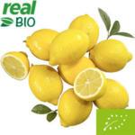real Spanien/Italien Bio Zitronen Kennzeichnung siehe Etikett, jedes 400-g-Netz - bis 14.12.2019