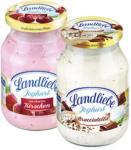 real Landliebe Fruchtjoghurt versch. Sorten, jedes 500-g-Glas - bis 14.12.2019