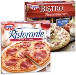 real Dr. Oetker Pizza Ristorante, Piccola  oder Bistro Flammkuchen gefroren, jede 320/265-g-Packung und weitere Sorten - bis 14.12.2019
