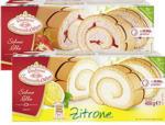 real Coppenrath & Wiese Sahne Rolle  Erdbeere oder Zitrone gefroren, jede 400-g-Packung und weitere Sorten - bis 14.12.2019