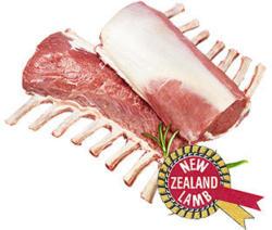 Frische Neuseeland Frenched Racks je 1 kg