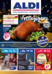 ALDI Nord Wochen Angebote - ab 16.12.2019