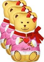 Lindt Goldbär Teddy Girl