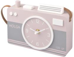 Uhr in Kamera-Form