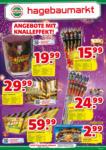 hagebaumarkt Niederer Hagebaumarkt Niederer - Angebote mit Knalleffekt - bis 31.12.2019