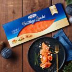 real Friedrichs Premium Festtagslachs eine feine Delikatesse, jede 250-g-Packung - bis 21.12.2019