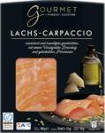 Aldi Süd GOURMET Lachs-Carpaccio - bis 06.04.2020