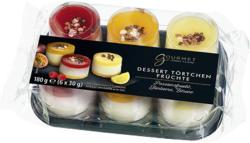 GOURMET Dessert-Törtchen