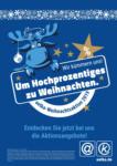 Rene Jahn T-Center Straubing Wir kümmern uns! Um Hochprozentiges zu Weihnachten. - bis 22.12.2019