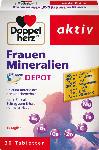 dm-drogerie markt Doppelherz Frauen Mineralien Depot Tabletten 30 St.