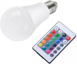 LED-Leuchtmittel RGBW E27 7,5 Watt