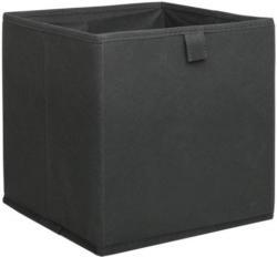 Stoffbox Beta anthrazit ca. 24 x 24 x 24 cm