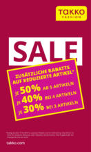SALE bei Takko Fashion
