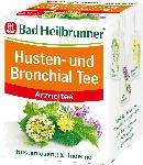 dm-drogerie markt Bad Heilbrunner Arznei-Tee, Husten- & Bronchial-Tee (8x2g)