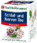 dm-drogerie markt Bad Heilbrunner Arznei-Tee, Schlaf- & Nerven-Tee (8x1,75g)