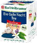 dm-drogerie markt Bad Heilbrunner Kräuter-Tee, gute Nacht Tee für Kinder (8x1,75g)