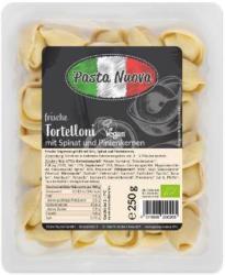 Tortelloni Spinat und Pinienkerne