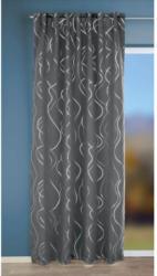 Kombivorhang Dimout Sissi, grau, ca. 135 x 245 cm