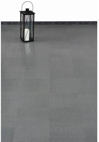 Bodenfliese, Vinyl, Terrazzo grau, ca. 30,5 x 30,5 cm