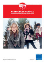 Migros Klubschule Aktuell
