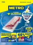 METRO GASTRO Eisenach Metro Post Food - bis 08.01.2020