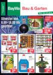BayWa Bau- & Gartenmärkte Wochenangebote - bis 04.01.2020