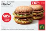 McDonald´s Die neuen McDonald's Gutscheine sind da! - bis 02.02.2020