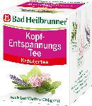 dm-drogerie markt Bad Heilbrunner Arznei-Tee, Kopf-Entspannungs-Tee (8x2g)