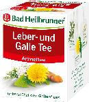 dm-drogerie markt Bad Heilbrunner Arznei-Tee, Leber & Galle Tee (8x1,75g)