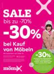 MömaX Sale - bis 04.01.2020