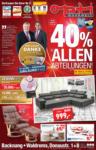 Opti Wohnwelt Möbelangebote - bis 11.01.2020