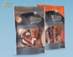 ROMEO EXCELLENCE Hühnchensnacks für Hunde