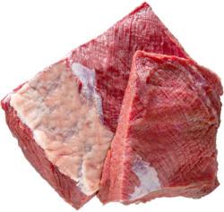 Frische Rinderbrust ohne Knochen, je 1 kg
