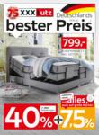 XXXLutz Deutschlands bester XXXLutz Preis - bis 21.01.2020