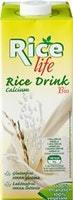 Rice Life Rice Drink Bio Calcium