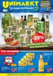 Unimarkt Unimarkt Flugblatt - gültig von 8.1. bis 14.1. - bis 14.01.2020