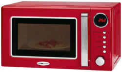 Clatronic Mikrowelle mit Grill MWG 790 rot