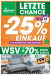 Leiner - Graz Leiner - Letzte Chance - gültig bis 14.1. - bis 14.01.2020