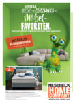 Hesebeck Home Company Mega-Monster-Möbel-Favoriten - bis 31.01.2020