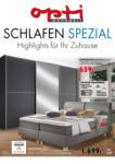 Opti-Wohnwelt Schlafen Spezial - bis 21.02.2020