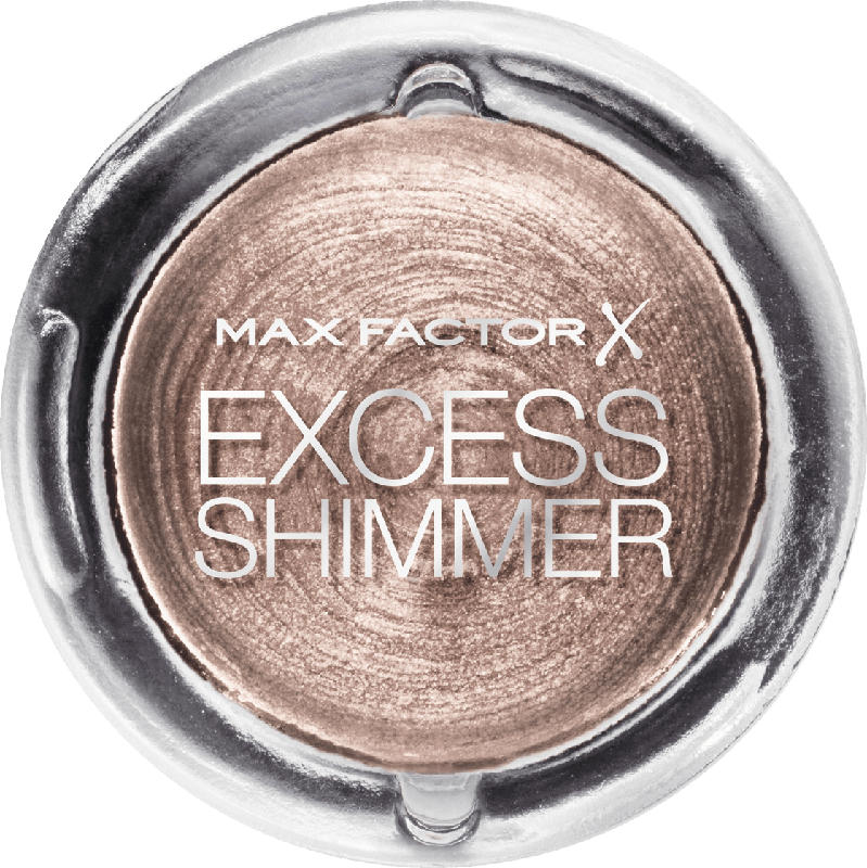 Max Factor Lidschatten Eyeshadow Excess Shimmer Copper 20