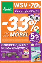 Leiner - WSV: das große Finale - gültig bis 28.1.