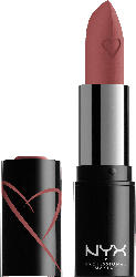 NYX PROFESSIONAL MAKEUP Lippenstift Shout Loud Satin Lipstick Chic 04
