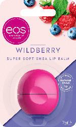 eos Lippenpflege Wildberry