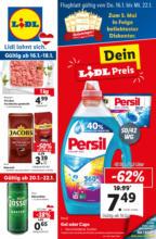 LIDL Flugblatt FOOD ab Do, 16.01. und ab Mo, 20.01.